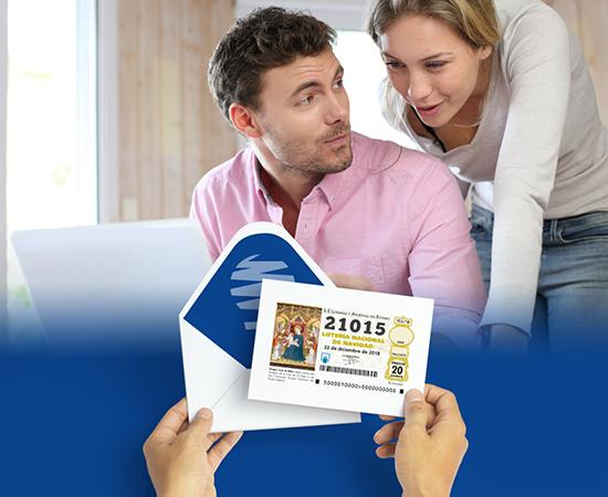 Ahora puedes comprar Lotería de Navidad 2019 por internet con Lotería Manises