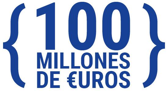 El mayor bote de Lotería Primitiva alcanzó un premio de más de 100 Millones