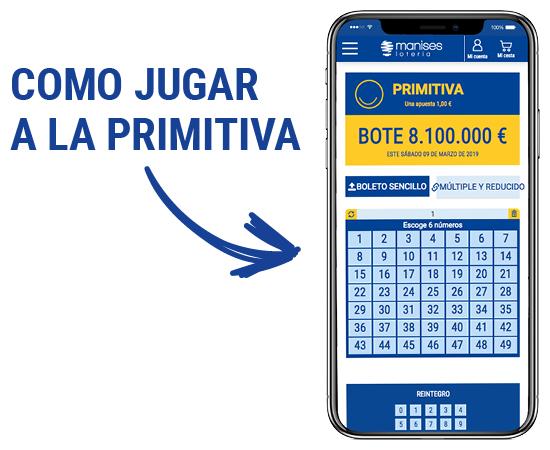 La Lotería Primitiva realiza dos sorteos semanales (jueves y sábados)