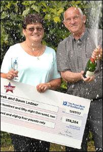 La lotería y sus historias felices