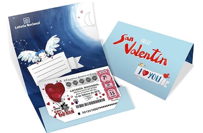 San Valentín y su vinculación con la suerte y la lotería