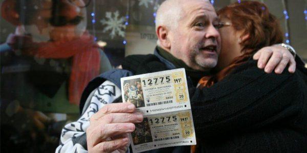 Compartir lotería de Navidad