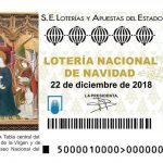 décimo loteria navidad 2018
