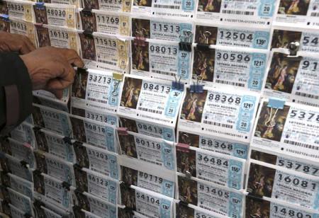 Que es un decimo de loteria de Navidad