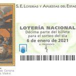 Lotería del Niño 2021