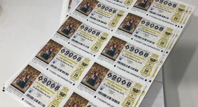 ¿Por qué se suelen compartir décimos de lotería?