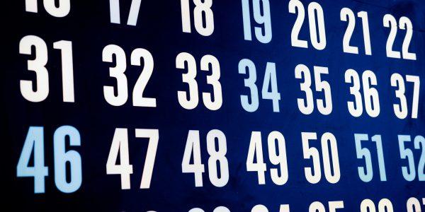Estadísticas, estrategias y trucos para jugar a La Primitiva