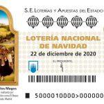 decimo loteria navidad 2020